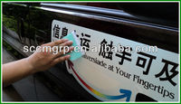 Advertising Car Body Sticker Picture