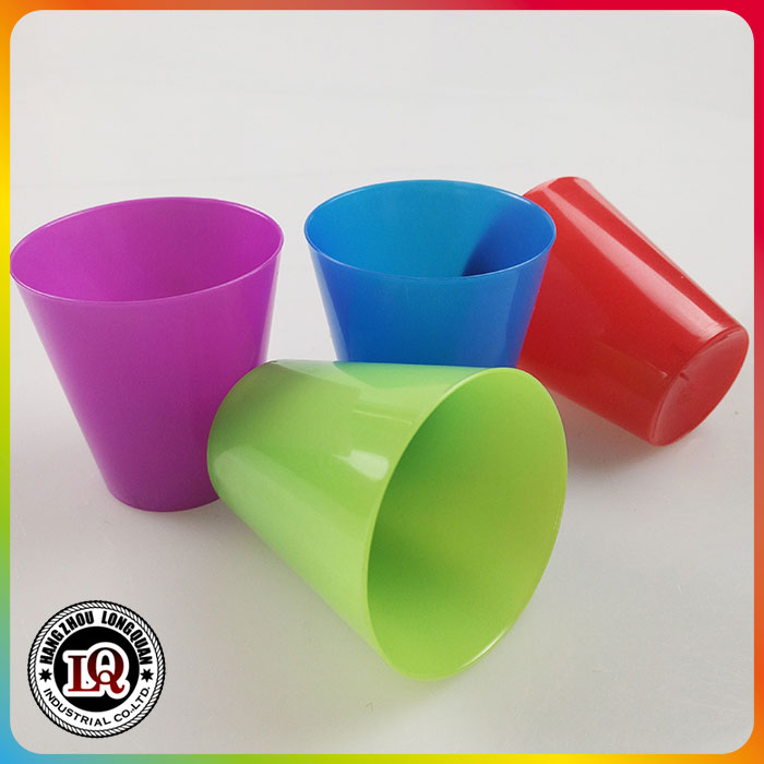 Cheap Price Assoeted Colors Disposable shooter cup 2oz