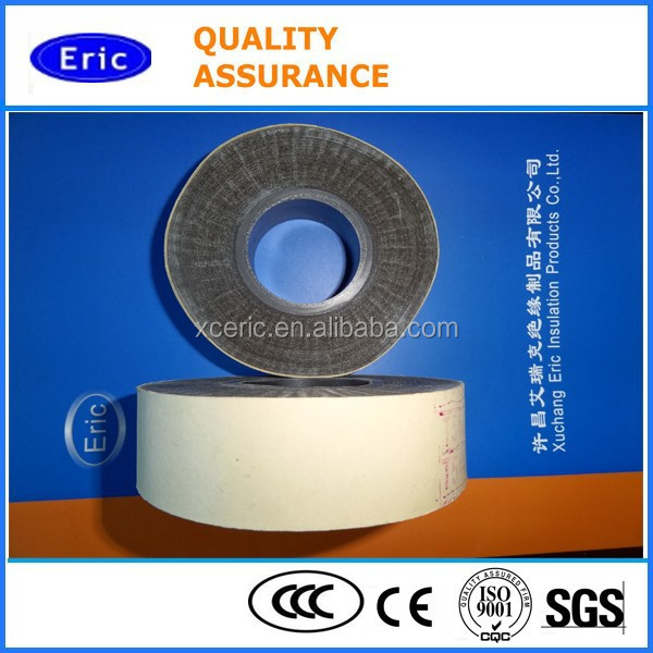 Netty Epoxy resin impregnated Fiberglass banding tape for motor winding insulation
