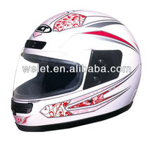 Cheap helmet wlt-106 full face helmet Hot open face helmets for motorcycle