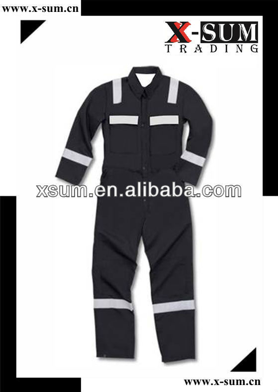 Cotton Fireproof Heated Overalls