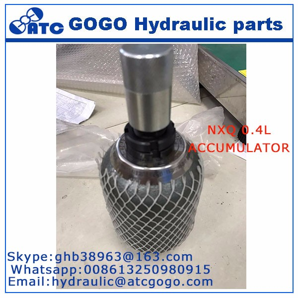 CE Hydraulic accumulators(GB Series)
