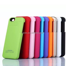 3200mAh backup Power bank External Charger Cover Battery Case for iphone 6S