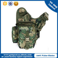 shoulder bag with rain cover military case bag agent