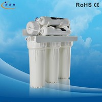 China Supply Kitchen Water Purifier Direct Drinking Water Purifier 6-Stage UF Water Filter System
