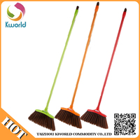 New products promotional plastic broom and dustpan