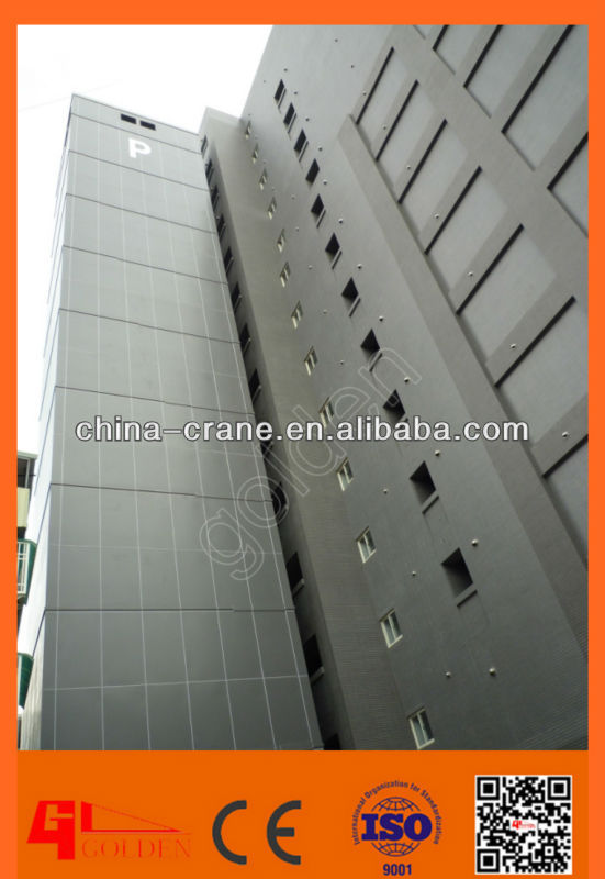 Tower Type Parking System,Auto car parking system,smart car parking system