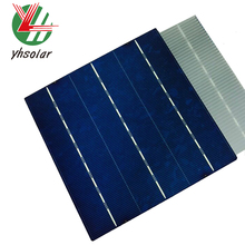 High Efficiency 4.33W Polycrystalline Solar Cell Chip for sale