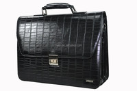 Classic design & professional for leather briefcase and business for sale