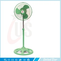 "10"" small stand fan for south america"