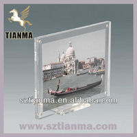 Hot sale funny acrylic picture frame 2013 made in china products