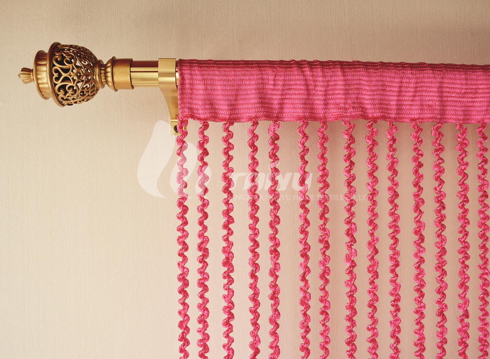 Tassel curtain