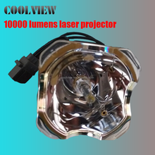 10000 lumens projector use 450w high pressure mercury lamp