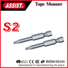 S2 and CR-V material square torque screwdriver bits