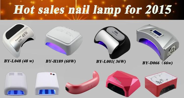 Beauty Salon Equipment Nails Lamp Led Ccfl 60 Watt Philips Uv ...