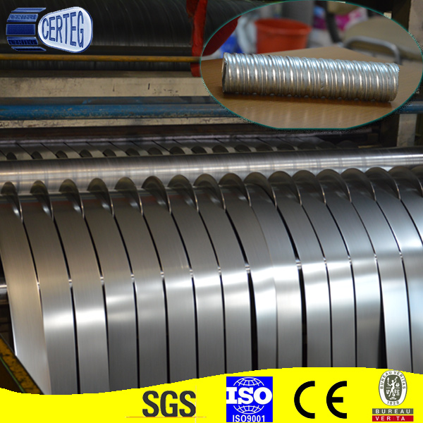 32mm galvanized steel slit coil/zinc coating 80g steel coil