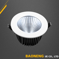 50000 Hours Life Span Durable 10W COB Cree LED Downlight