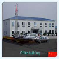 Prefabricated house for office building