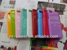 for blackberry z10 TPU woman case with bowknot