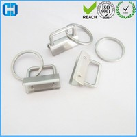 Fabric Mini Key Fob KeyChain Hardware With Good Quality