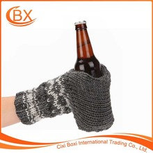 Original Grey Warm Wholesale Drinking Beer Gloves
