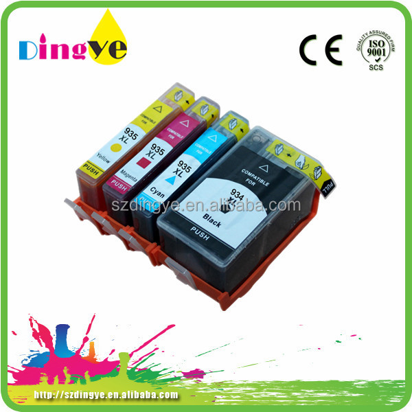 934 / 935 For HP Ink Cartridge Chip Reset For HP 934 HP 935 Printer Ink Cartridge With Auto Reset Chip