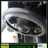 Disposable Auto transparent steering wheel covers
