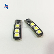 Double Canbus T10 W5W 194 168 6SMD 5050 LED Width Lamp car wedge light bulb No error