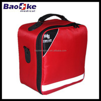 BK-C05Car Emergency Medical Kit / Road Accident Auto and Motorcycles First Aid Kit/120 pcs Road Trip First Aid Kit