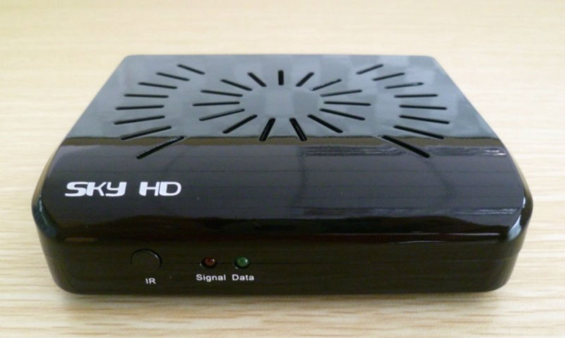 az america s900 decoder work with sky hd dongle