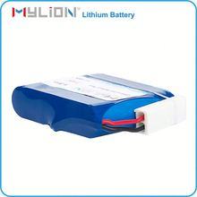 Rechargeable 2s2p 14500 7.4v 1.5Ah li-ion battery packs for speakers