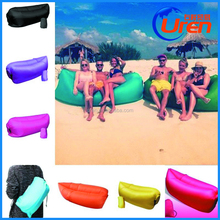 New Product Custom Logo Inflatable Sofa/Air Sofa/Travel Sleeping Bags Outdoor Camping Lamzac