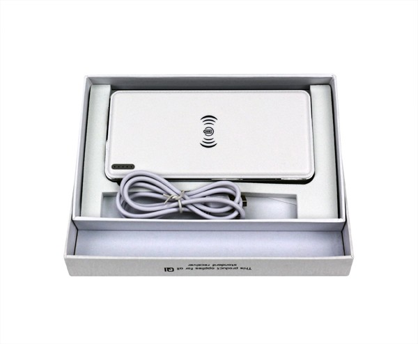 For iPhone 5 Portable Charger Wireless Power Bank