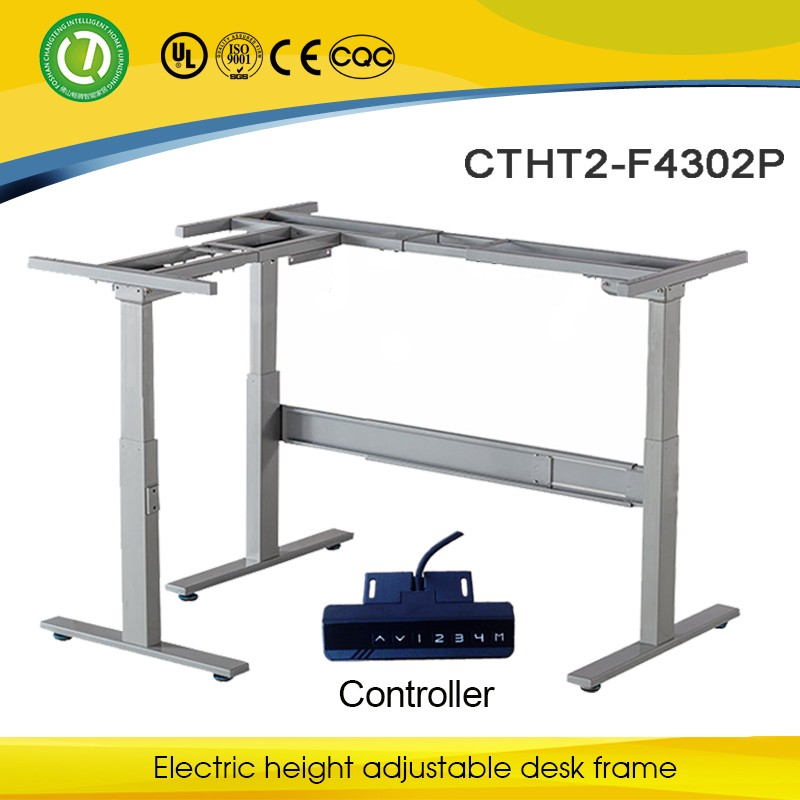 Otobi furniture in Bangladesh price office height adjustable sit stand lifting column table frame