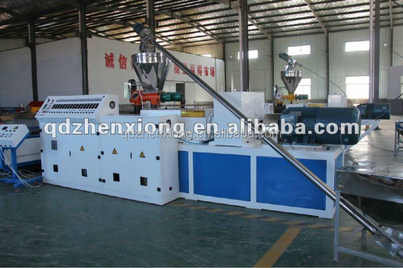 WPC machine/wpc production line/wpc profile machine