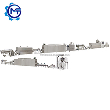 corn flakes production machinery Cereal processing plant