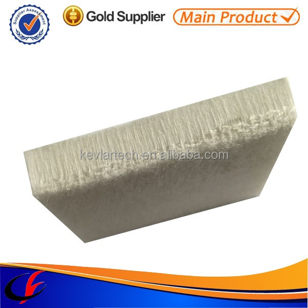 CFL polyester pads for aluminum extrusion press cooling table