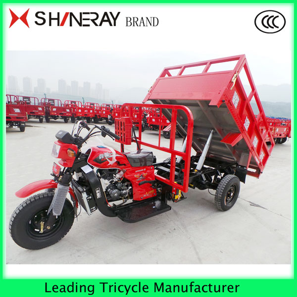 made in China hot sale 2016 250CC DELIVERY TRICYCLES