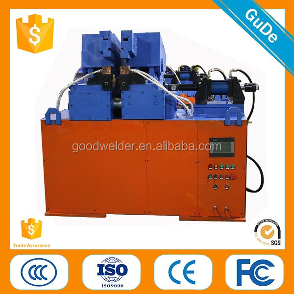 250KW UN Series Factory Price Automatic Motorbike Rim Rebar Flash Butt Joint Welding Machines