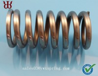 Manufacturer Galvanized Steel long Pillar spring