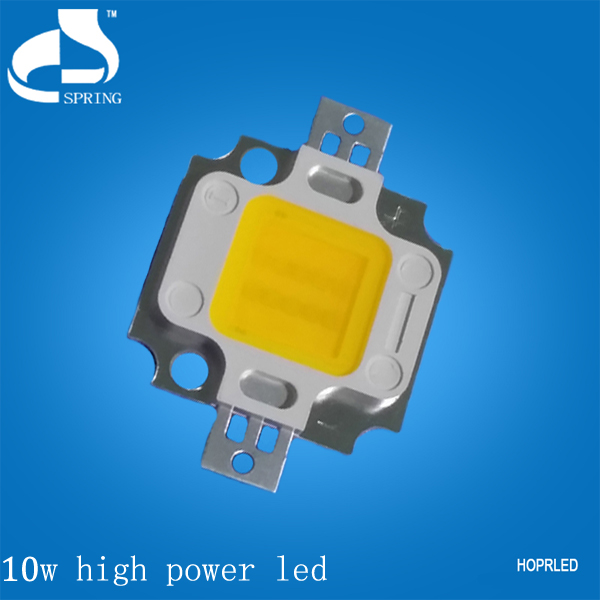High lumen led light chips 10W red color 620nm 630nm high power LED diode