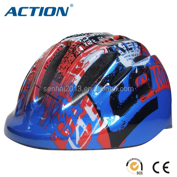 in-mold children bicycle helmet manufacturer