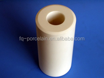High Alumina Ceramic Tube/Alumina Ceramic Lining Tubes or Pipe