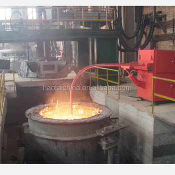 Electric arc furnace manufacturers for sale