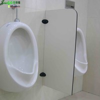 Compact Laminate Urinal Divider