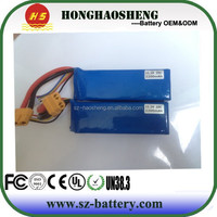 Manufacturer with CE,ROHS,UL certificates battery lipo 11.1 v