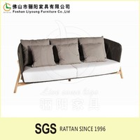 Top Selling Stylish Leisure New Model Furniture Living Room , Beautiful Durable And Comfortable Soft Rattan Chesterfield Sofa