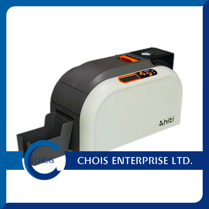New Arrival Direct Supply HITI CS200E PVC ID Card Printer