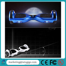 Oversea warehouse stocks standard 6.5 inch hoverboard two wheel with Samsung battery