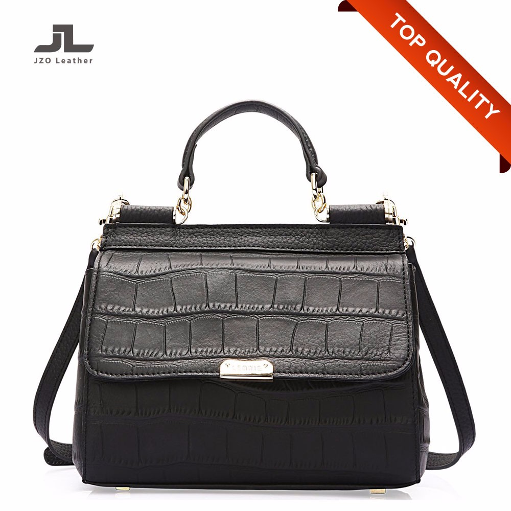 2016 Self-Design Elegant and All-match PU Leather Handbags for Women/Ladies